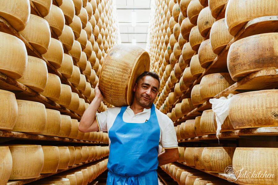 Parmigiano Reggiano, Keju Super Mahal Incaran Para Pencuri di Italia