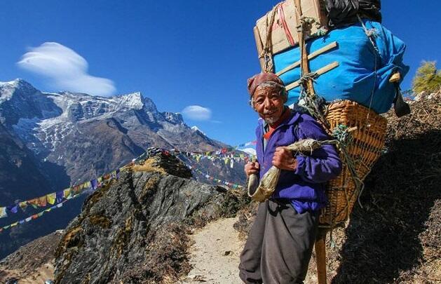 Suku Sherpa, Manusia Super Pemandu Gunung Everest
