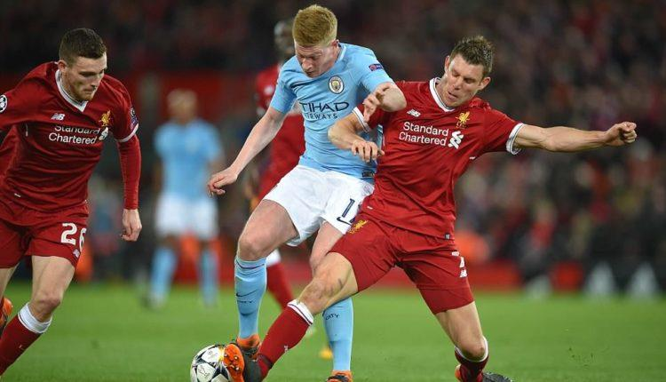 Man City Harus Tampil Sempurna Kontra Liverpool