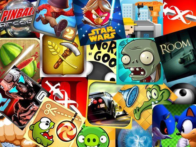 Ini gan,TOP 5 Mobile Games dengan jalan cerita Paling MENARIK!
