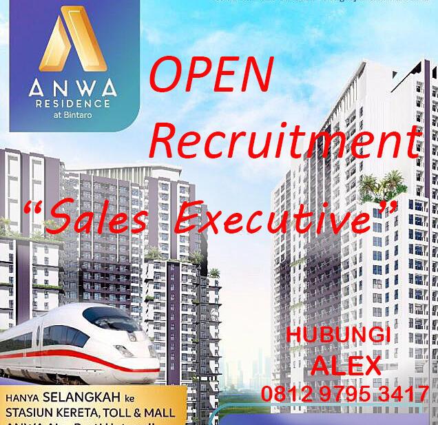 Sales Executive Bintaro