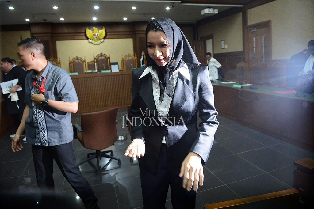 Timses Rita Widyasari 'Palak' Kontraktor