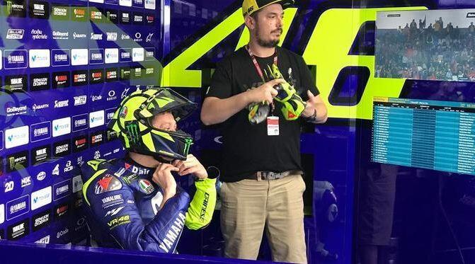 10 Komentar Menyengat Rossi untuk Marquez di MotoGP Argentina