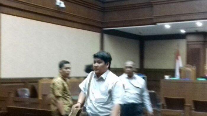 Mantan Wartawan Hilman Bersaksi di Pengadilan Tpikor Terkait Kasus Setya Novanto
