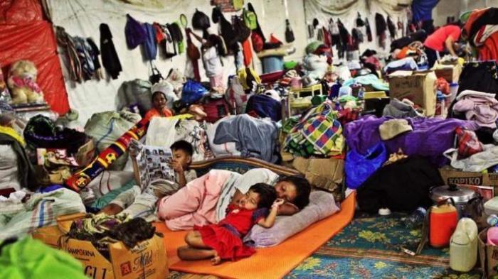 Tindaklanjuti Arahan Jonan, PLN Gratiskan Listrik Untuk Pengungsi Sinabung