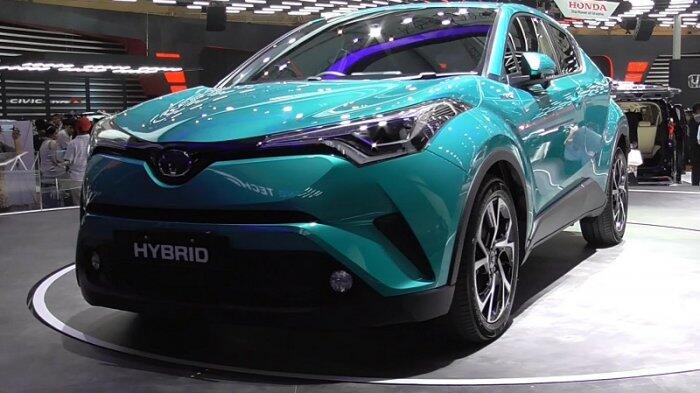 Toyota C-HR Hybrid Terbuka Peluangnya Mengaspal di Indonesia