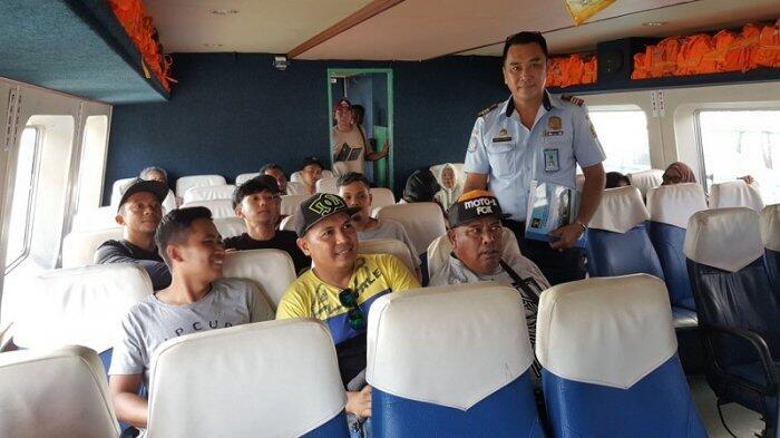Enam Crosser Malaysia Dideportasi, Kakanim Pastikan Bukan Balas Dendam