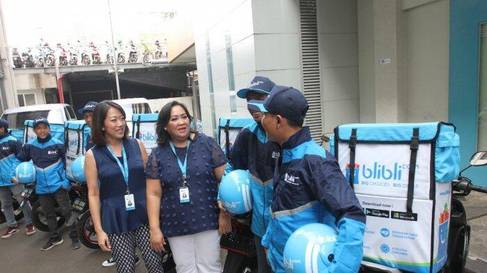 Belanja Online Produk Supermarket Melalui BlibliMART