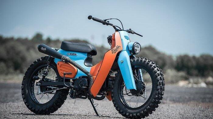 Buat Off Road, Kenapa Bebek Scrambler Berbasis Honda Super Cub Manis Banget