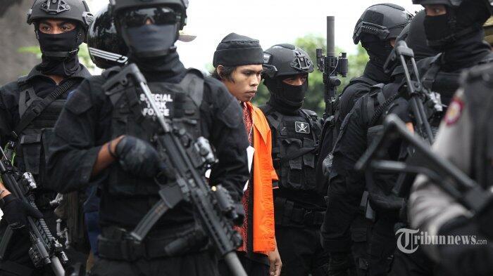 Pansus RUU Terorisme Diperpanjang DPR RI