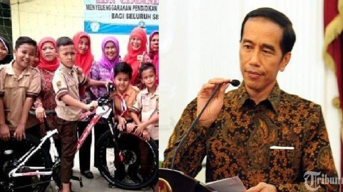 Bawaslu Ingatkan Jokowi Tidak Bagi-bagi Sepeda Saat Masa Kampanye Nanti