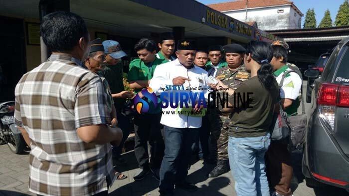 Diduga Memeras, Anggota Banser Ditangkap dan Meninggal Ditahanan Polisi Sidoarjo
