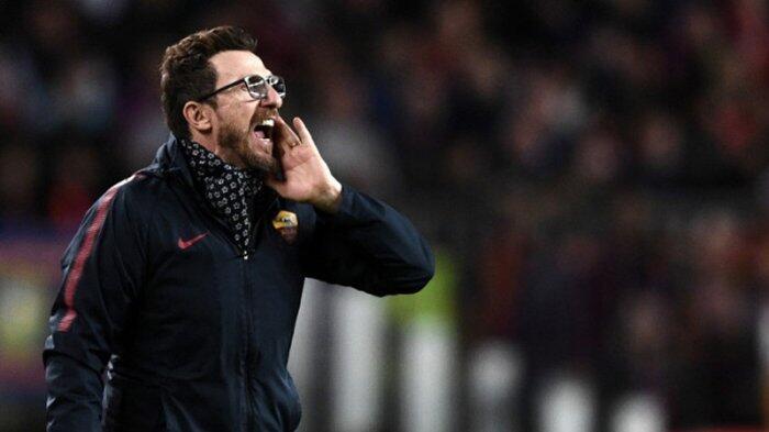 Tertinggal 1-4 dari Barcelona pada Leg Pertama, Pelatih AS Roma Yakin Ada Keajaiban