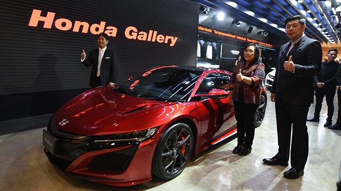 Honda Indonesia Resmikan Galeri Honda Pertama di Dunia