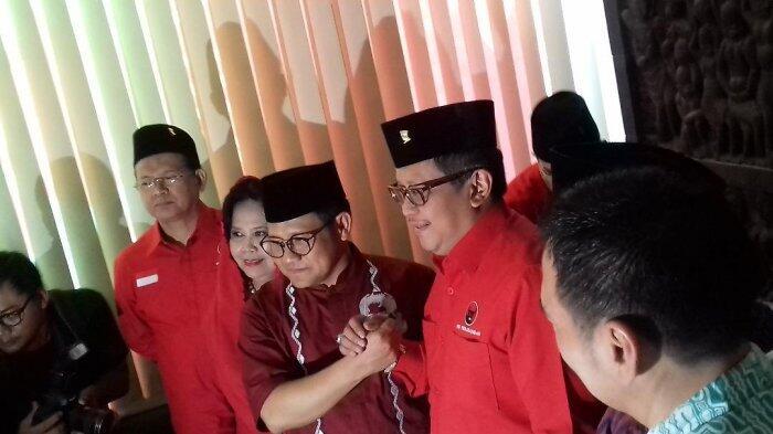 Cak Imin Pastikan PKB Dukung Jokowi di Pilpres 2019
