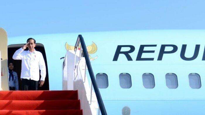 KPU Izinkan Jokowi Kampanye Pakai Pesawat Kepresidenan Namun dengan Syarat