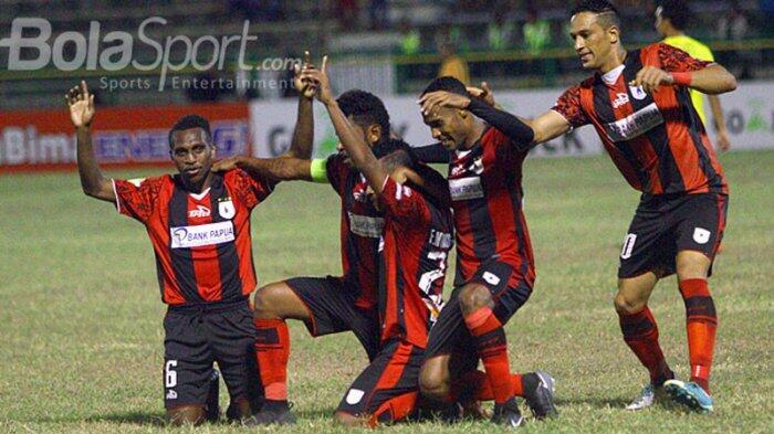 Wow, Rekor Tak Terkalahkan Persipura Jayapura di Awal Liga 1 Disorot Media Asing