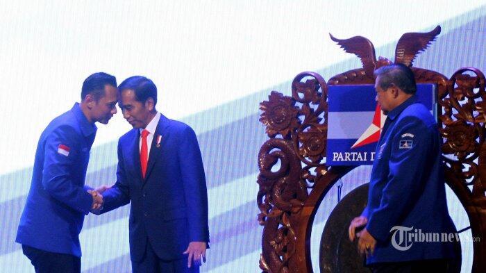 Politisi PDI-P Keceplosan Sebut Demokrat Sudah Deklarasi Dukung Jokowi