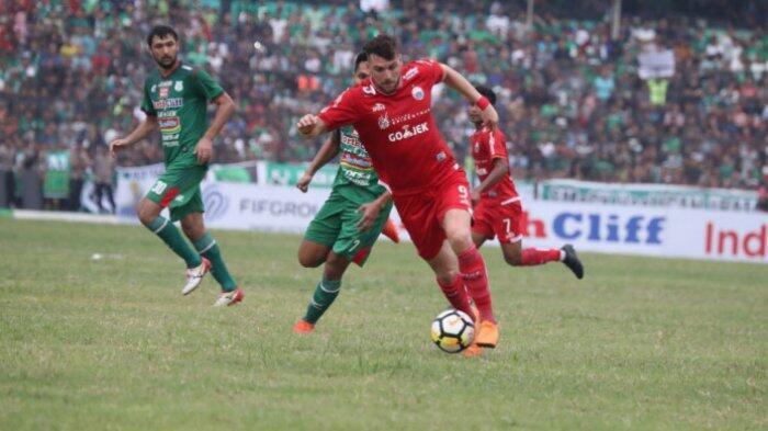 19 Menit Persija Jakarta Unggul 3 Gol Tanpa Balas Berkat Super Simic