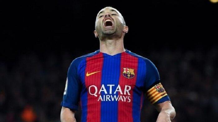 Tak Lagi Muda, Inilah Lima Calon Pengganti Iniesta di Barcelona