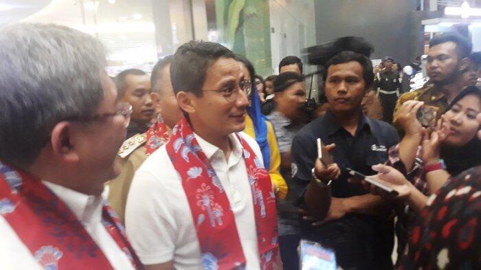 Soal Wacana Calon Presiden, Sandiaga: Saya Rasa Pak Anies Pantasnya Fokus di DKI
