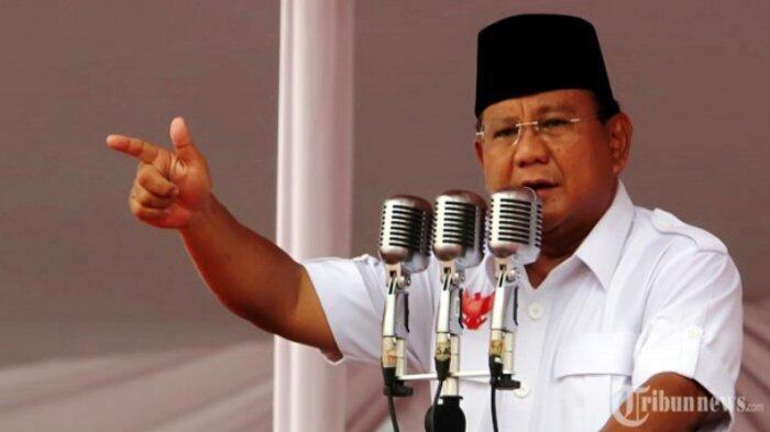 Pendamping Prabowo Anak Muda Relatif di Bawah 50 Tahun