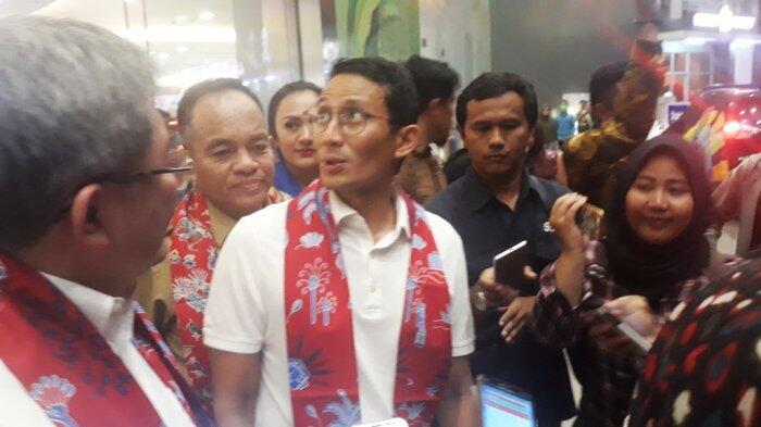 Sandiaga Bantah Prabowo Subianto Batal Mencalonkan Diri Dalam Pilpres 2019