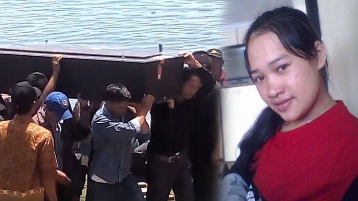 Veriona Gultom Dibunuh Mantan Pacar, Keluarga Lakukan Ritual Ini di Danau Toba
