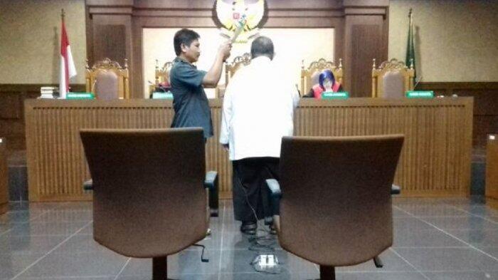 Saksi Mengaku Diancam Anggota Tim 11 Bupati Rita Jika Tidak Mengakomodir Permintaanya