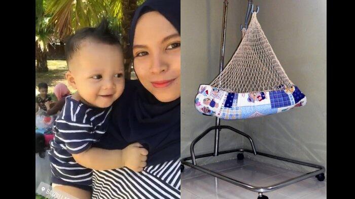 Viral, Status Pilu Ibu Kisahkan Anaknya Meninggal di Ayunan Bayi, Benarkah Berbahaya?