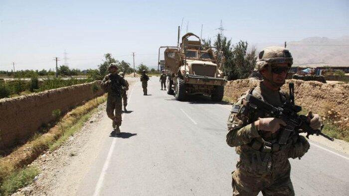Pasukan Garda Nasional Amerika Mulai Berdatangan Di Perbatasan AS-Meksiko