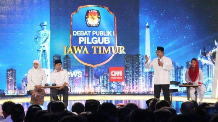 Debat Pilgub Jatim, Gus Ipul Beberkan Kerja Kembangkan Madrasah Diniyah