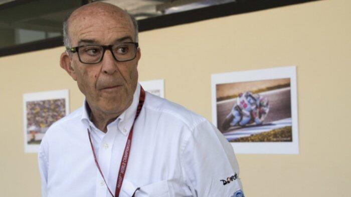 Valentino Rossi Sangat Marah dan Marc Marquez Frustasi kata Carmelo Ezpeleta