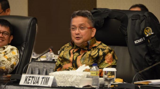 Komisi III Tindaklanjuti Sengketa Lahan Rumbai