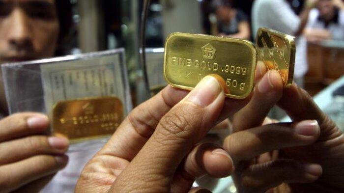 Hari Ini, Harga Emas Antam Lebih Mahal Rp 4.000 per Gram