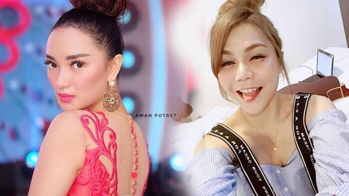 Tampil Bersama, Netizen Bandingkan Gaya Busana Zaskia Gotik dan DJ Butterfly