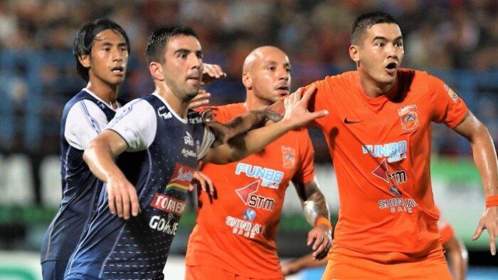 Borneo FC vs Arema FC: Lerby Eliandry Bawa Borneo FC Raih Tiga Poin