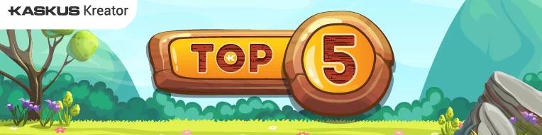 """5 Games Mobile yang Dulu """"Sempat"""" Populer"""