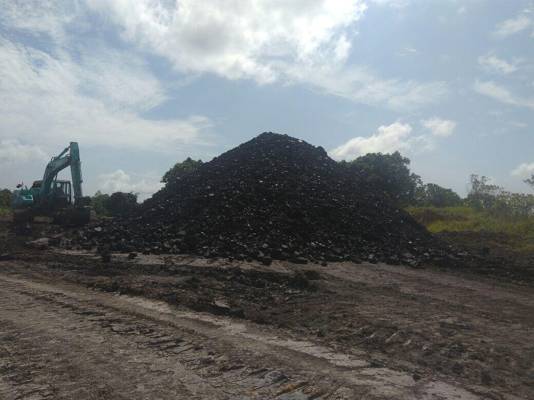 Jual batubara