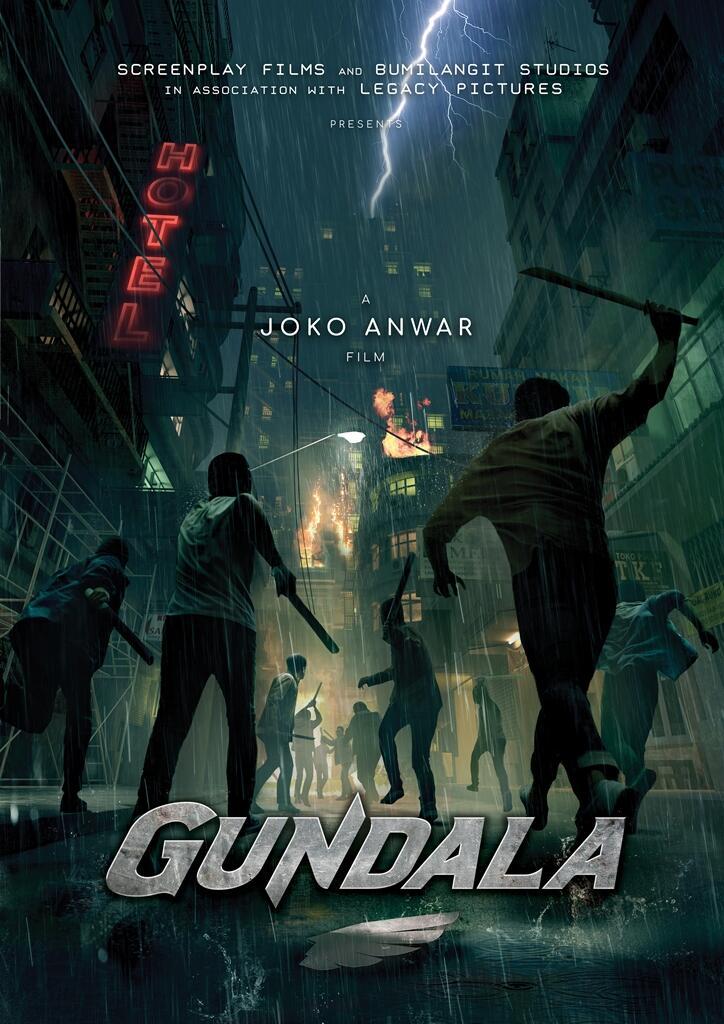 GUNDALA | dir. JOKO ANWAR (2019)