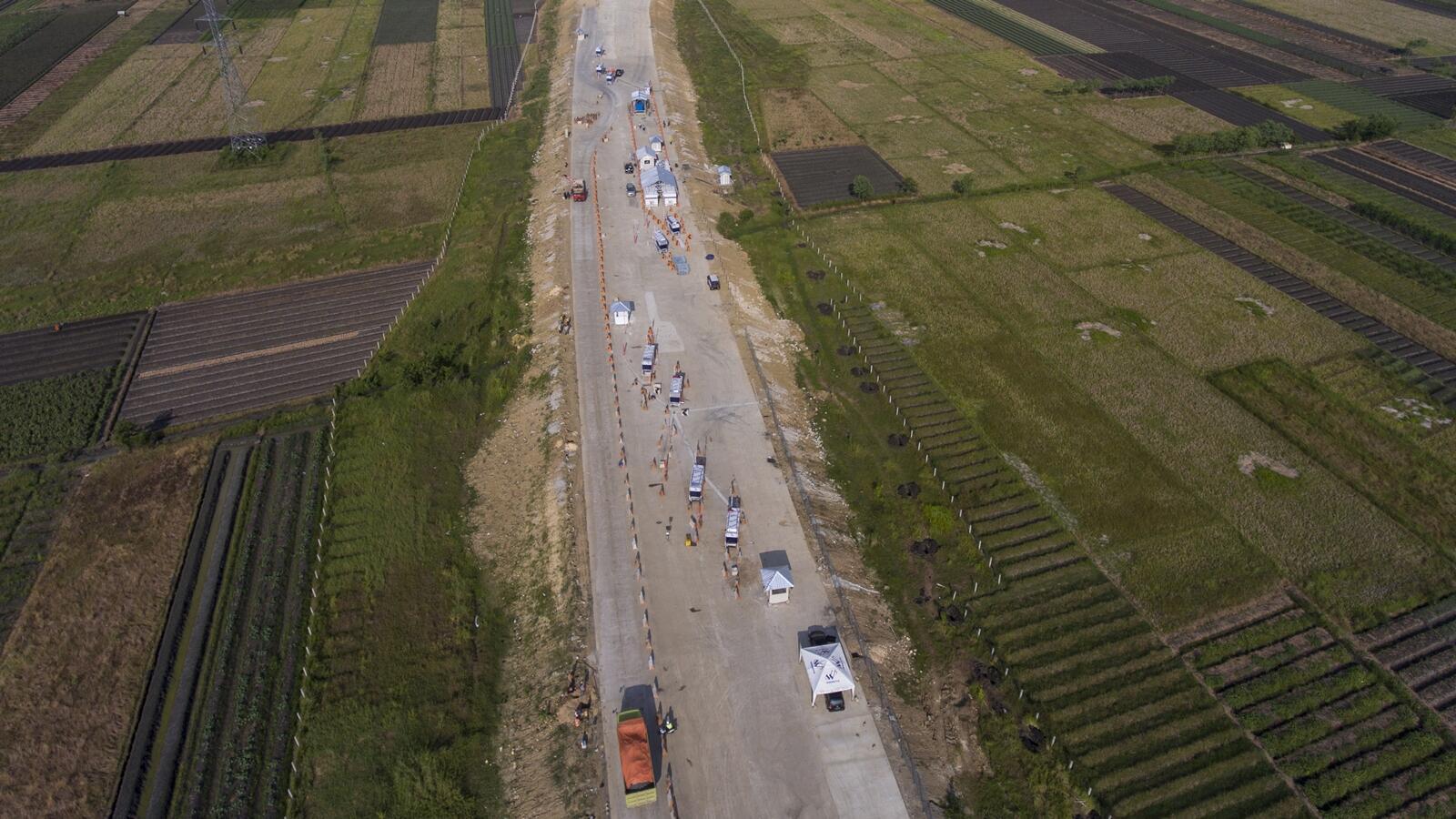 Waskita Targetkan 3 Ruas Jalan Tol Beroperasi Saat Mudik Lebaran