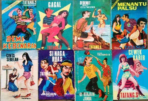 [Top5] 5 Karakter Komik Indonesia, Yang Seru Bila Dibuat Mobile Games