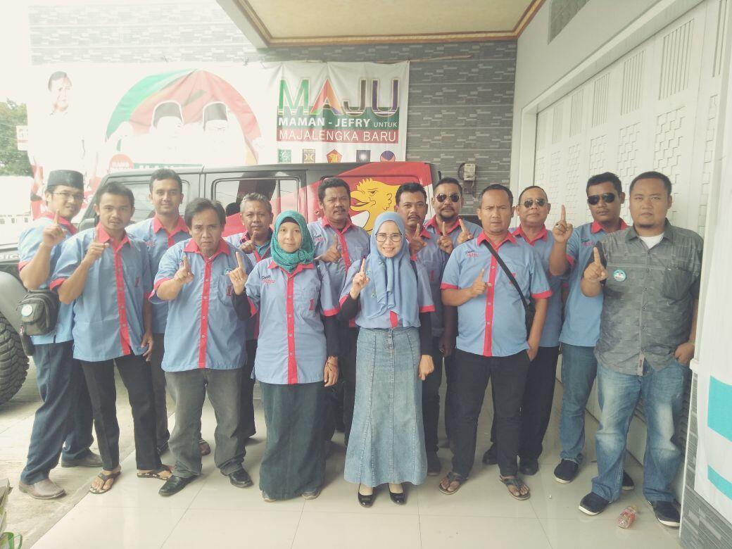 Relawan PASTI Akan Gelar Deklarasi Dukungan ke Maman-Jefry