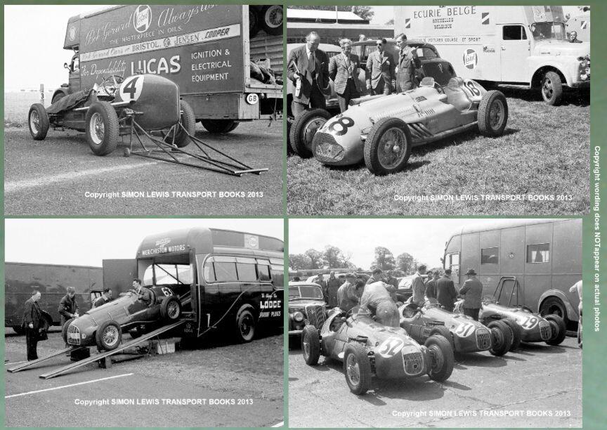 Inilah Wujud Mobil Ferrari Pertama yang Ikut Ajang F1