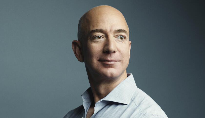 Wow! Jeff Bezos Orang Terkaya Saat ini Menandingi Bill Gates
