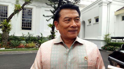 Moeldoko: Presiden Jengkel Juga Lihat Berita Menyesatkan