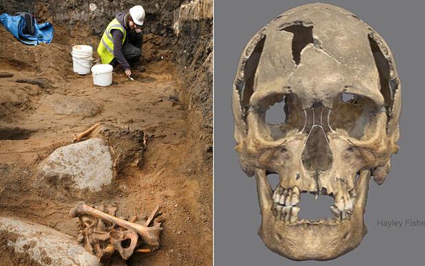 [SEREM!] Kerangka BAJAK LAUT berusia 600 tahun ditemukan di taman Sekolah