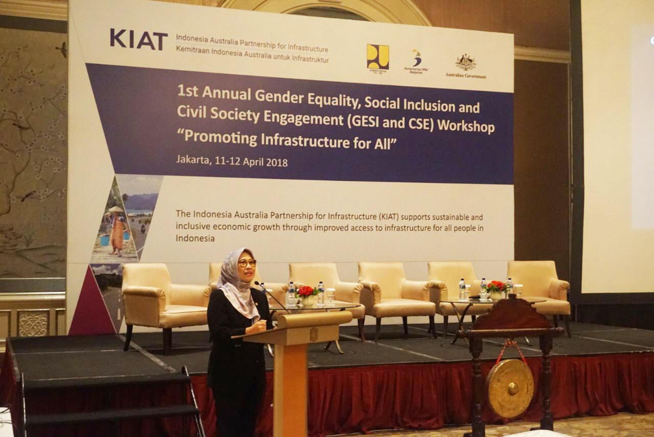 Pemerintah Harus Akselerasi Insfrastruktur Ramah Perempuan dan Disabilitas