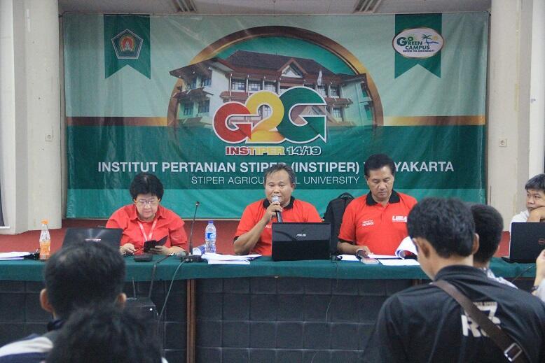 LIMA Badminton CJYC Yogyakarta Subconference Digelar di Instiper