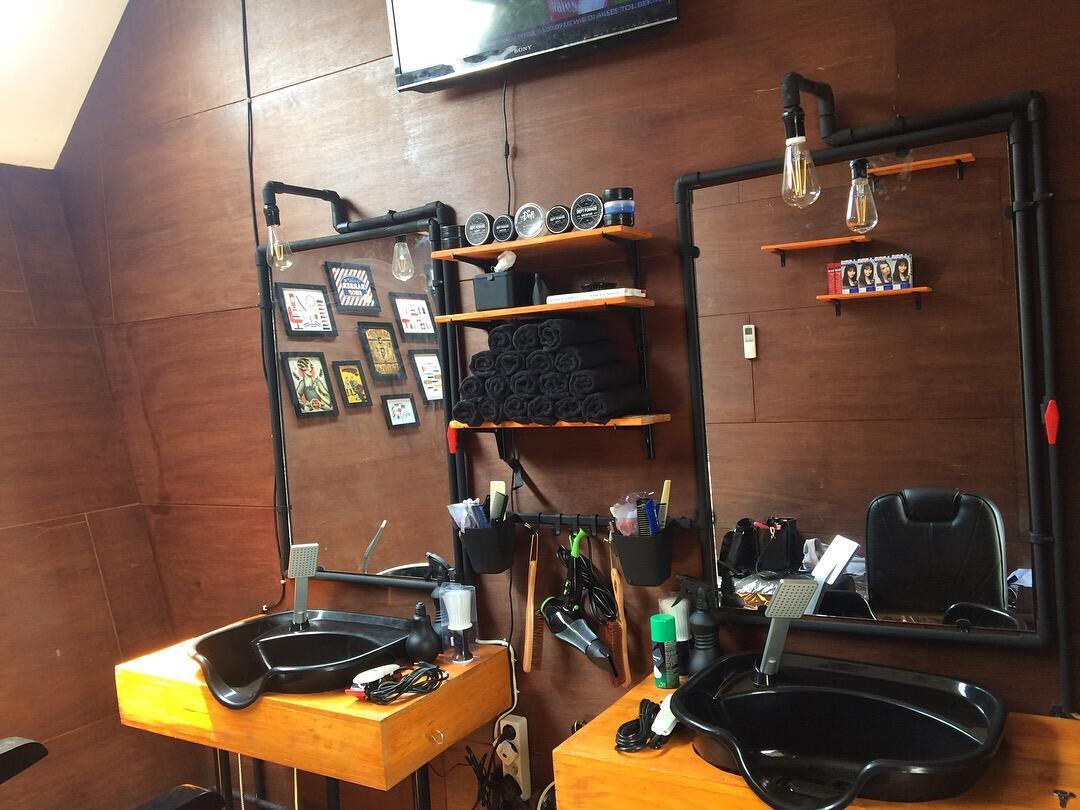Lowongan kerja tukang cukur, Barberman , capster, barber di deft barber inc